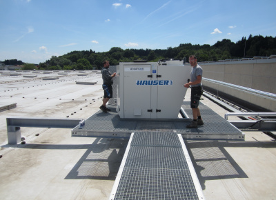 Refrigeration & heat recovery systems